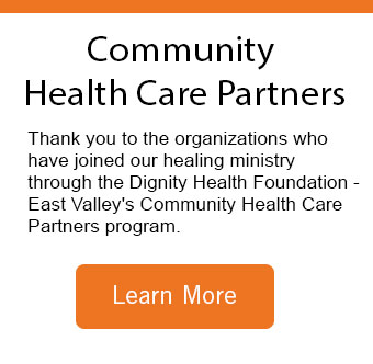 Community Health Care Partners button