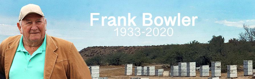Frank Bowler