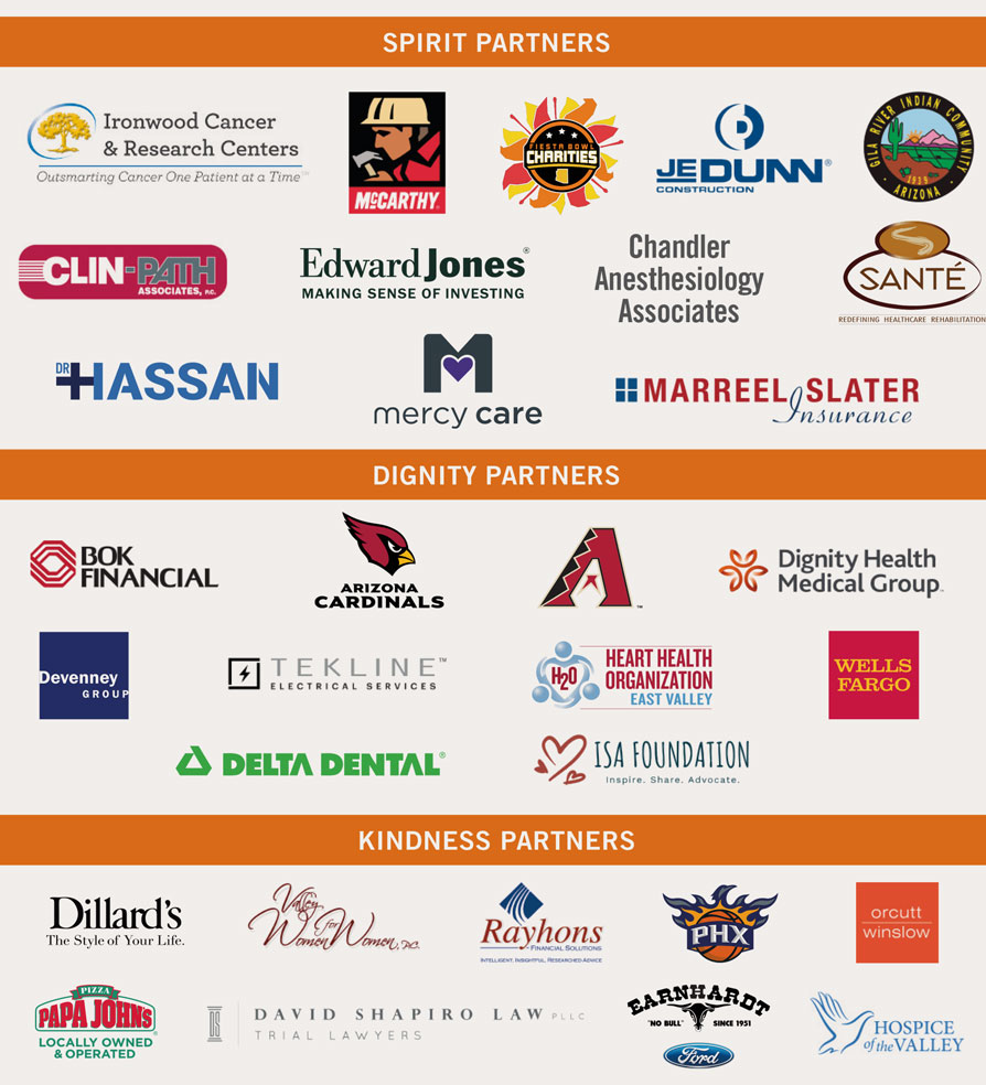 Community Health Care Partner Logos