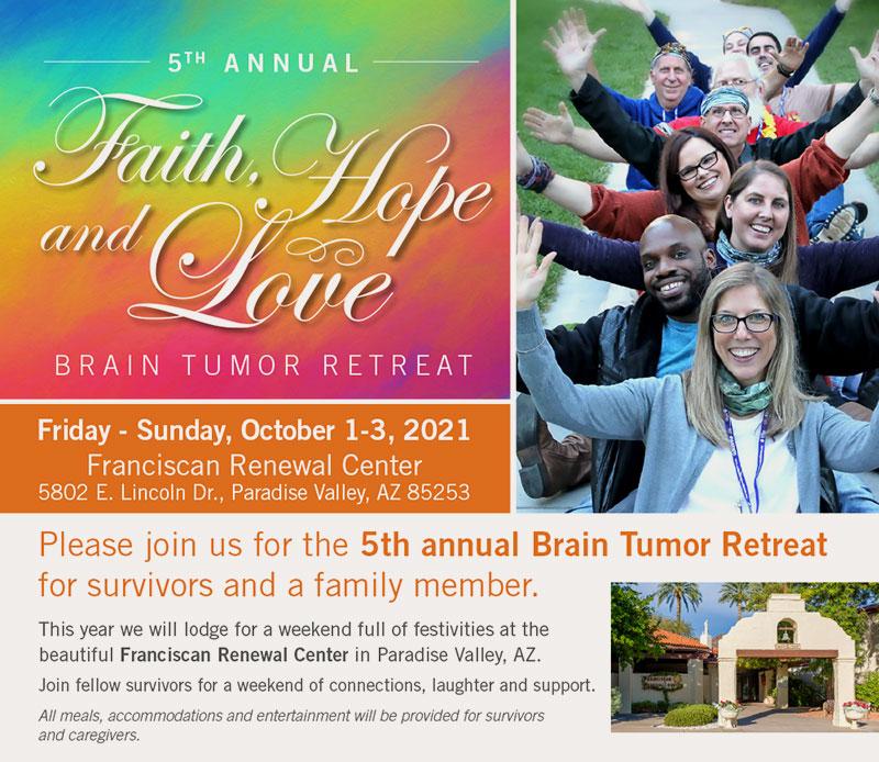 Brain Tumor Retreat