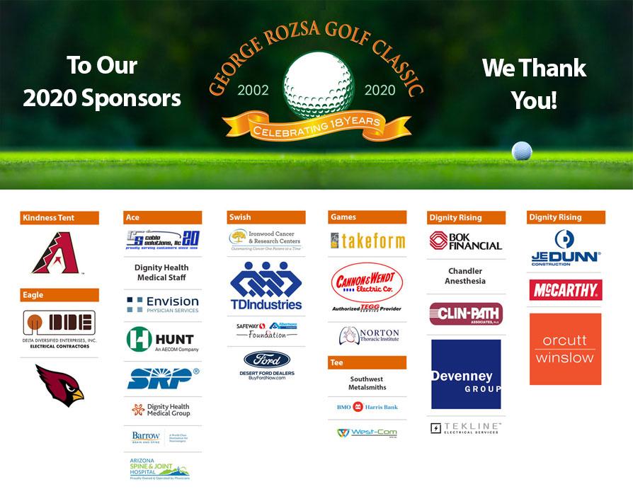 logos for golf classic 2020