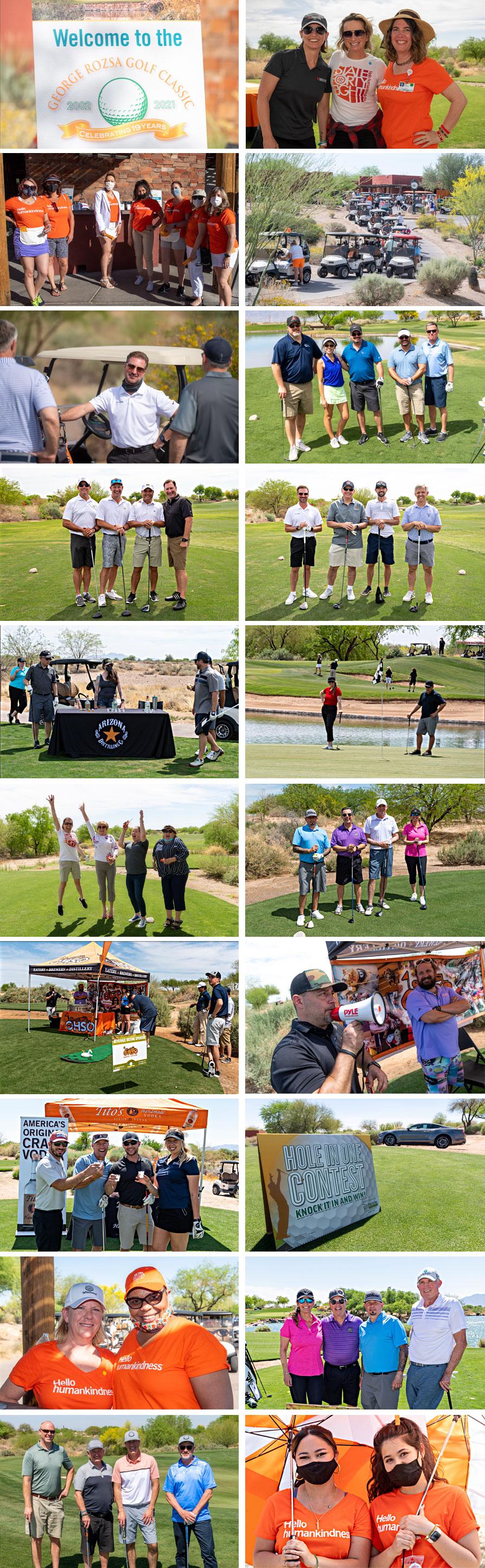 George Rozsa Golf 2021 Recap