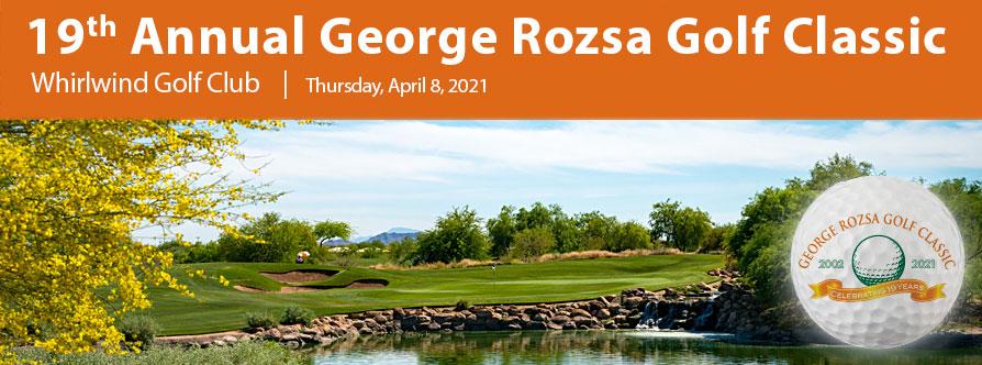 George Rozsa Golf Classic 2021