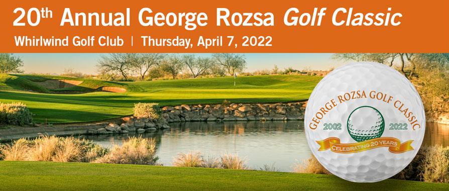 George Rozsa Golf Classic 2022