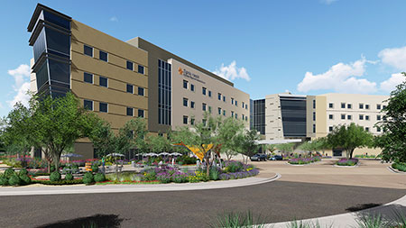 Upcoming Groundbreaking at Chandler Regional Medical Center
