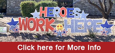 Heroes Work Here