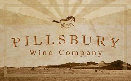 Pillsbury Wine Logo