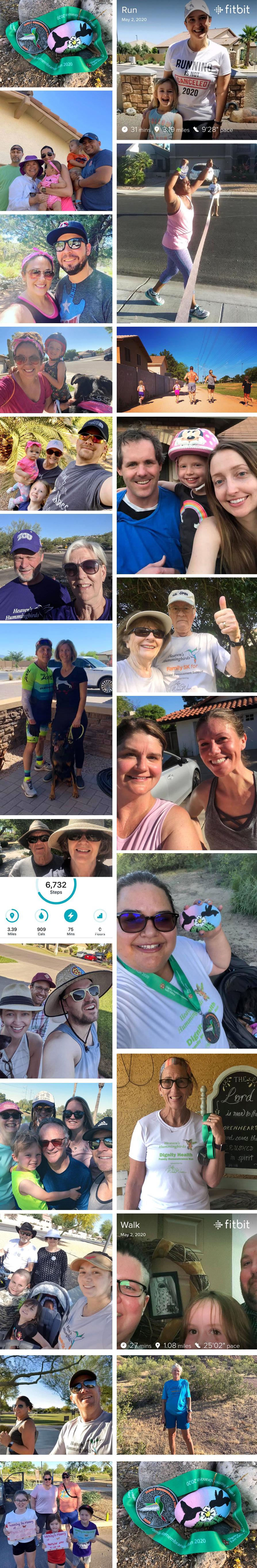Family 5K Run Photos